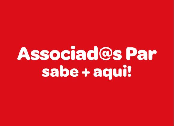 Vantagens Associad@s Par