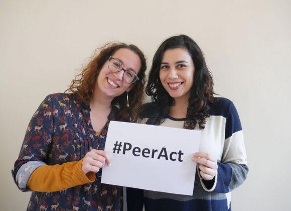 PeerAct: chamada para participantes!